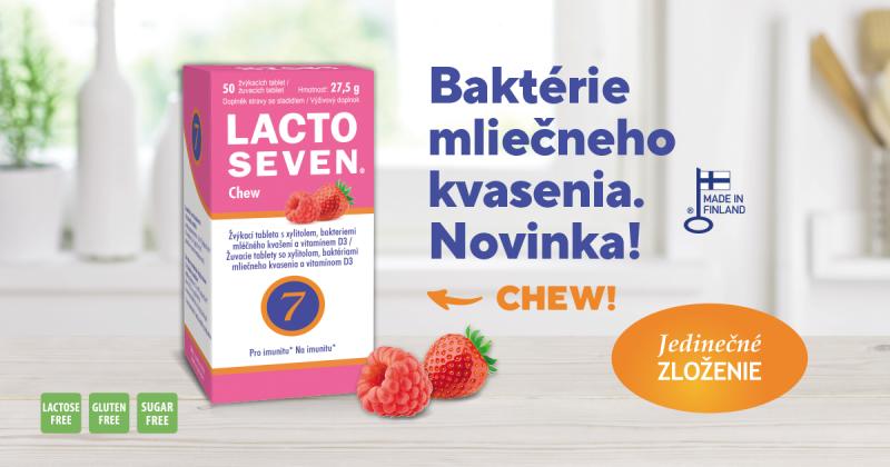 lactoseven chew